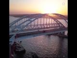 Красоты Крымского моста