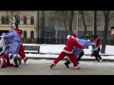 Драка в центре Москвы