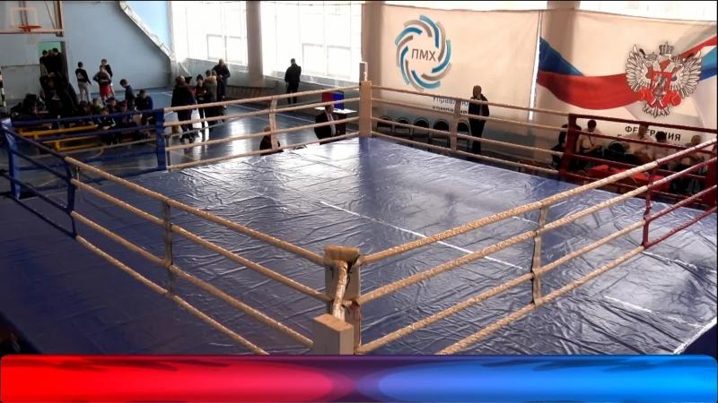 Первенство ЦФО России по боксу среди юношей 13-14 лет. День 1.