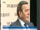Ex Bundeskanzler Schröder gibt im deutschen TV unverblümt den Verstoß der Bundesregierung und auch der USA gegen das Völkerrecht