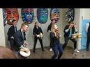 Выступление Шоу барабанщиков Чувство ритма