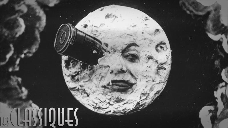 Le Voyage dans la lune - Georges Méliès (1902)| History Porn