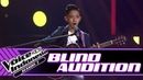 Cello Elby Kamulah Satu Satunya Blind Auditions The Voice Kids Indonesia Season 3 GTV 2018
