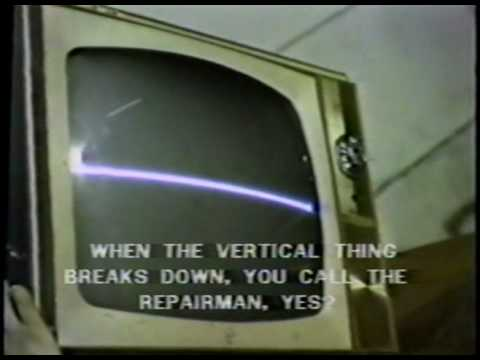 Nam June Paik - Edited For Television (1975)