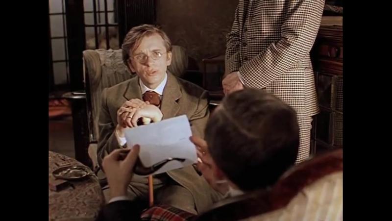 Приключения Шерлока Холмса и доктора Ватсона (1981) Собака Баскервилей - 1 серия