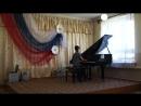 Первая проталинка В.Коровицын исполняет Щетинина Татьяна