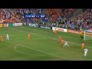Россия - Голландия Евро-2008 21 июня