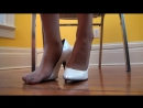 Sassy wants foot massage