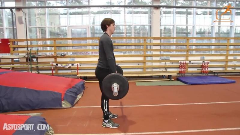 Прыжок в длину с места (Тренировка на увеличение прыжка)