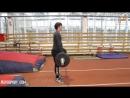 Прыжок в длину с места Тренировка на увеличение прыжка