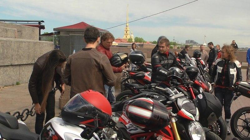 Зачем петербургские бизнесмены пересаживаются на мотоциклы