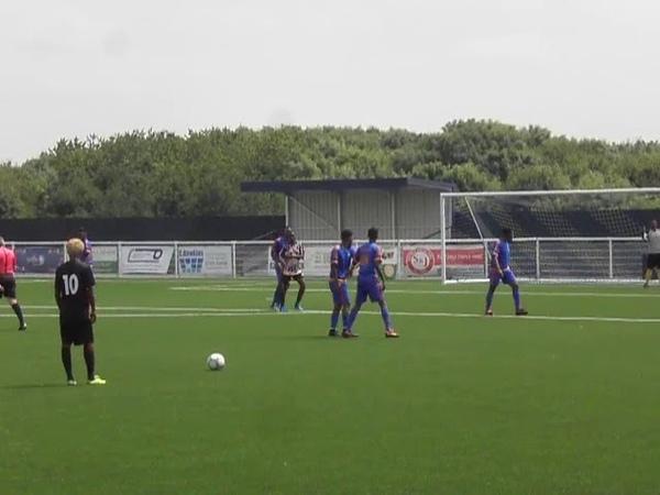 CONIFA World Football Cup 2018. Matabeleland - Chagos (1:0)