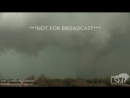 05-01-2018 - Tescott, KS Wedge tornado and two smaller tornadoes