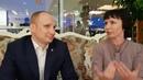 В чем секрет большого бизнеса Интервью берет Надежда Дручинина у президента Академии Успех Вместе