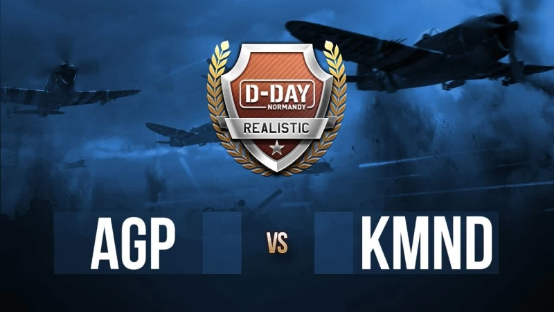 D DAY | 7x7 | AGP vs. KOMANDA