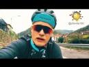 Первый благотворительный велопробег в Атырау