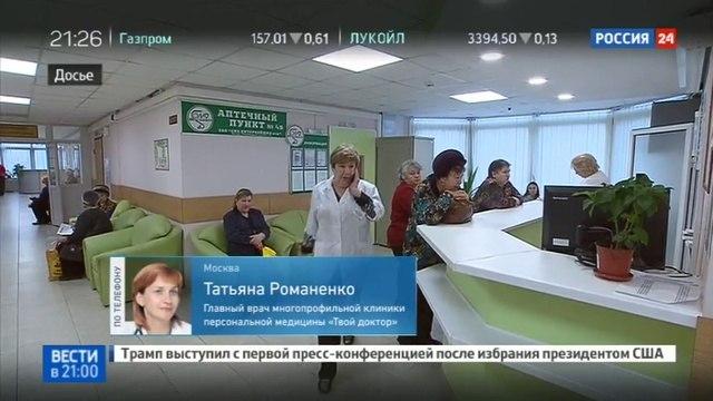 Новости на Россия 24 Врачебные тайны автомобилистов могут стать явными