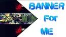 Speed Art8: Banner for Me.