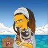 Ваш портрет в стиле The Simpsons (Симпсоны)