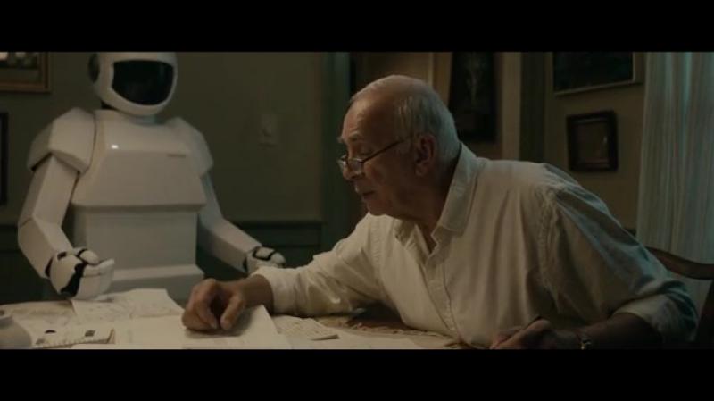 Un amigo para Frank (Robot Frank, 2012) Jake Schreier