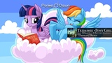 Tridashie - Pony Girl (feat. IMShadow007 & Brittney Ackerman) [TPressleyJ Remix] [Hybrid Trap]