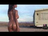 Petra Verkaik croft returns 4  ( erotic, эротика, fetish, фетиш, playboy model, milf )