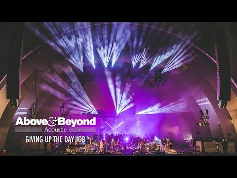 Above Beyond Acoustic - OceanLab On A Good Day (Live At The Hollywood Bowl) 4K