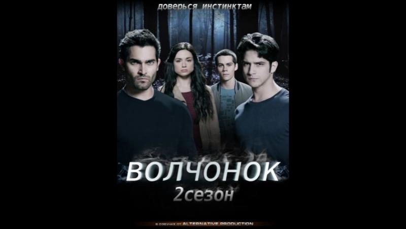 Волчонок 2 сезон 1 2 3 4 5 6 7 8 9 10 серии