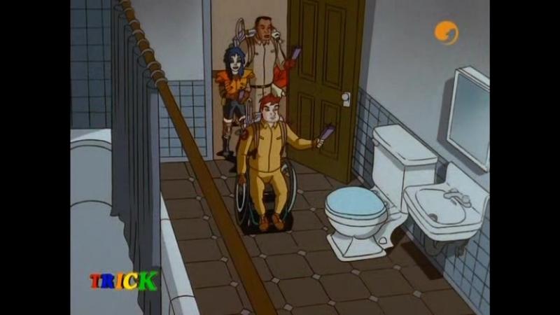 Extreme Ghostbusters | Экстремальные Охотники за Привидениями - 38. Witchy Woman | Ведьмы (Рус)