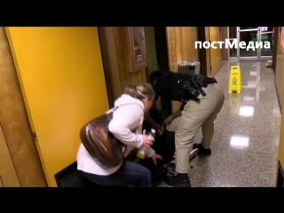 В США учительницу арестовали за жалобу на зарплату