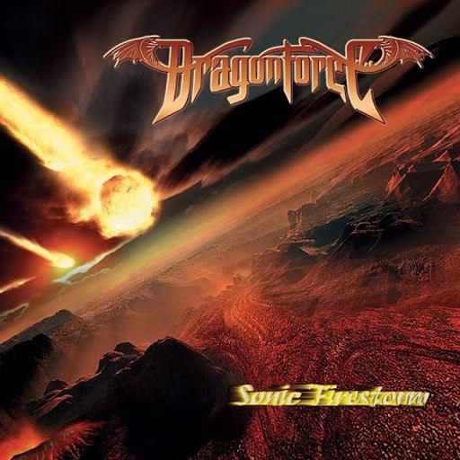 Альбом DragonForce Sonic Firestorm
