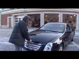 Cadillac STS - Наши тесты 2008
