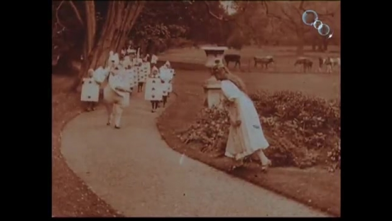 Алиса в стране чудес 1903 года