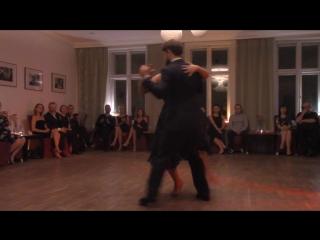 "Maja Petrović and Marko Miljević - ""Bajo un cielo de estrellas"" - Caló⁄Podestá - 3 (Valsi), 2017"