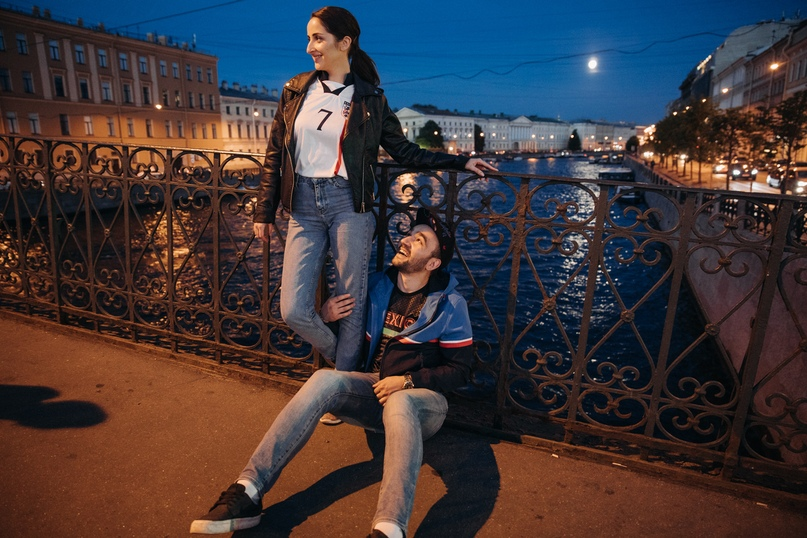 Дима Бердзенишвили   Санкт-Петербург