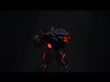 Power Rangers Legacy Wars - тизер Чёрного Дракона для Мегазорд-режима