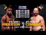 Fight Night Atlantic City: Corey Anderson vs Patrick Cummins