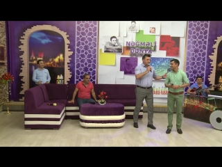 Samir Eliev на Азербайджанском канале Dunya DTV 05.07.2018 г.