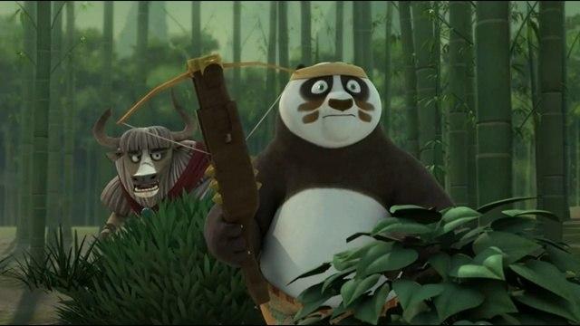 Кунг фу панда Удивительные легенды 2 сезон 3 серия