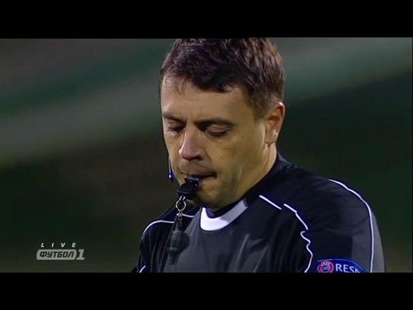 11.11.2016 Товарищеский матч U-21 Украина - Белоруссия 1:0