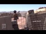Yemen - March 2018 - Houthis broken into Saudi Military Site in Najran called Marah