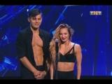 Танцы на ТНТ 4 Сезон 11 Выпуск (28.10.2017) Юлианна Кобцева и Айхан Шинжин