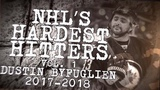 Best Dustin Byfuglien hits from 2017–18 | NHL's Hardest Hitters
