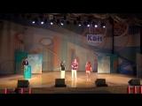 КВН Лига Кама -  1-8 - 18.04.18 - Второй блок - Команда Марат
