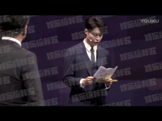 171204 EXO Lay Yixing @ Letters. China Recording