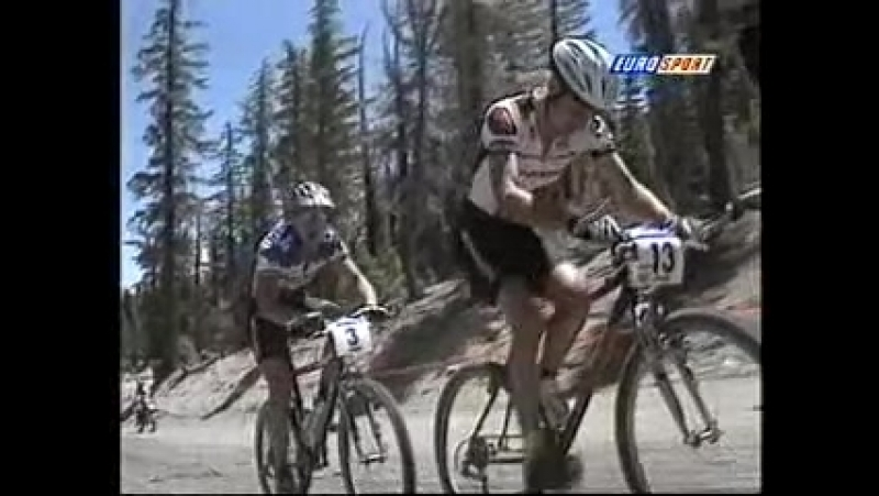 1994 Grundig World Cup Mammouth Mountain Gary Foord
