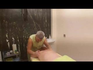 Глубокотканный массаж