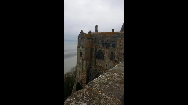 Mont Saint-Michel - Normandy, France 2018