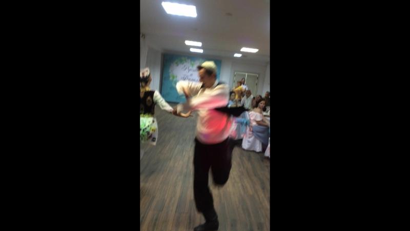 Татарский танец в Циолковском))