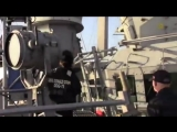 Сирия российский воздушный патруль над американским эсминцем USS Donald Cook